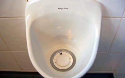 Waterless Free Flowing Urinal Valves
